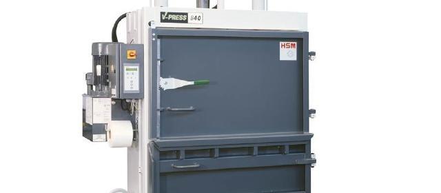 דחסן  HSM V PRESS 840