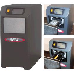 מוחק דיסקים קשיחים דיגיטלי SEM EMP1000