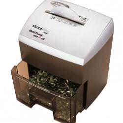 מגרסת נייר אישית HSM MULTISHRED למדיה מגנטית
