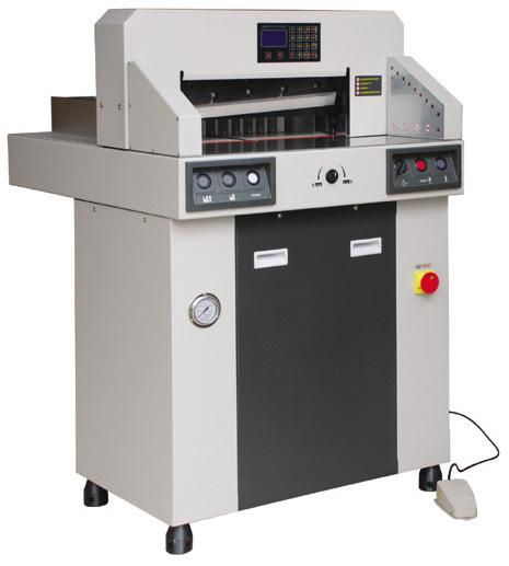 גיליוטינה הידראולית  ARTTER YD-480HP