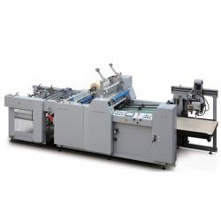 מכונת למינציה אוטומטית מקצועית תעשייתית SAFM -800A