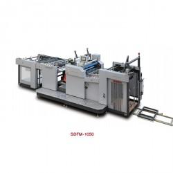 מכונת למינציה אוטומטית מקצועית תעשייתית SDFM-1050