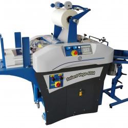 מכונת למינציה אוטומטית מקצועית  רבע גיליון  FOLIANT VEGA 400A