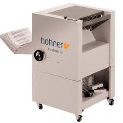 מכונת קיפול הידוק HOHNER FOLDNAK 40