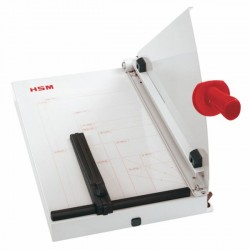 גיליוטינת סכין מקצועית  A3 לחיתוך נייר  HSM CA 4640 Office