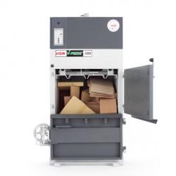 דחסן קרטונים   HSM V-PRESS 605 eco