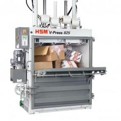 דחסן קרטונים  HSM V-PRESS  PLUS 825