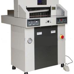 גיליוטינה הידראולית ממוחשבת AETTER 560HP