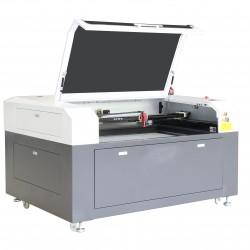 מכונת לחיתוך וחריטה בלייזר HSG SH-S1390 כולל שולחן עולה יורד