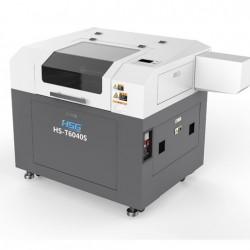 מכונת לחיתוך וחריטה בלייזר HSG SH-S6040 כולל שולחן עולה יורד
