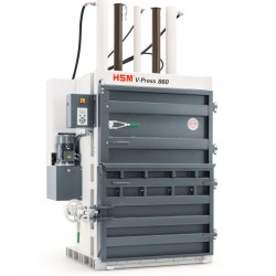 דחסן קרטונים HSM V-PRESS 860