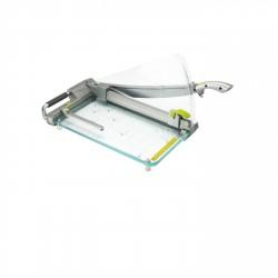 גיליוטינת סכין מקצועית A3 לחיתוך נייר REXEL CL420
