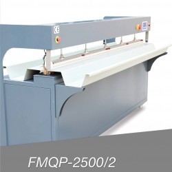 מכונה להלחמה וסגירת שמשונית PVC UTIEN PACK FMQP-2500/2