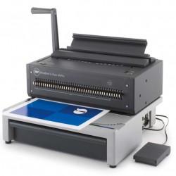 מכונת כריכה בספירלה מתכת חשמלית GBC E-KARO 40PRO