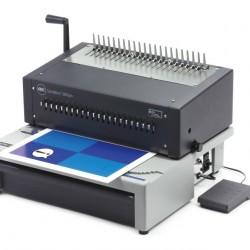 מכונת כריכה בספירלה פלסטיק חשמלית GBC COMBIND C800pro