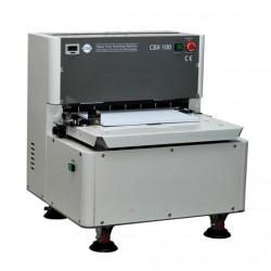 מכונת ניקוב חשמלית למכונת ספירלה מתכת  SPC CBX-100