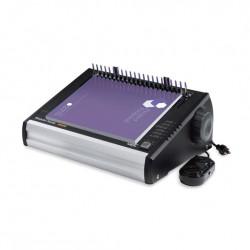 מכונה חשמלית לפתיחה וסגירת ספירלה פלסטיק GBC PB2600