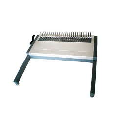 מכונת סגירה ידנית לספירלה פלסטיק SUPU CB100