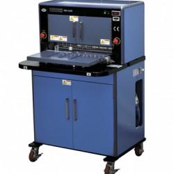 מכונת ניקוב חשמלית לכריכה בספירלה מתכת SPC RBX-A200