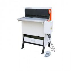 מכונת ניקוב חשמלית לכריכה בספירלה מתכת SUPU SUPER 600
