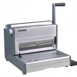מכונת כריכה בספירלה מתכת SUPU CW300