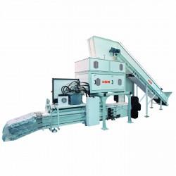 מגרסת נייר תעשייתית HSM DuoShredder 5750