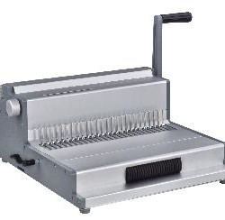 מכונת סגירה לספירלה מתכת SUPU MF360