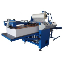 מכונת למינציה אוטומטית תעשייתית FOLIANT MERCURY 760SF