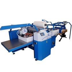 מכונת למינציה אוטומטית תעשייתית FOLIANT POIIUX 760SF
