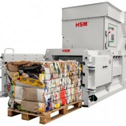 דחסן אופקי חצי אוטומטי HSM HL 4010