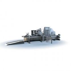 דחסן אופקי אוטומטי HSM VK 5512