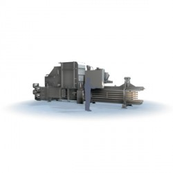 דחסן אופקי אוטומטי HSM VK 6015