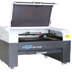 מכונת לחיתוך וחריטה בלייזר HSG SH-T1390  ללא שולחן עולה יורד