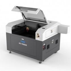 מכונת לחיתוך וחריטה בלייזר HSG SH-S9060 כולל שולחן עולה יורד