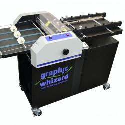 מכונת ביג  ופרפורציה אוטומטית GRAPHIC WHIZARD  FM100F