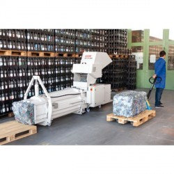 דחסן בקבוקים HSM PET CP 4988