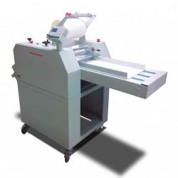 מכונת למינציה פנאומטית מקצועית רבע גיליון DUMOR TRITON 3800