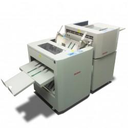 מכונת קיפול וביג משולבת  DUMOR C52+F52