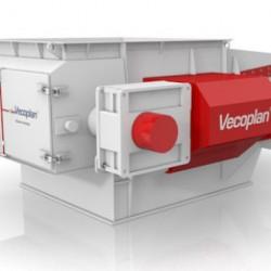 מגרסה ציר אחד VECOPLAN VAZ 1800