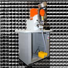 מכונת לייזר לסימון וחריטה על מתכות FAIBER HSG HS-M3015C