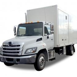משאית גריסה ניידת VECOPLAN