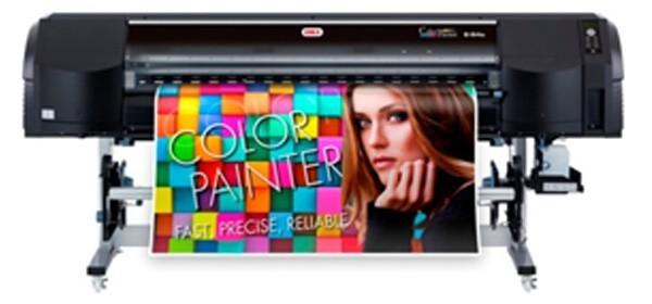מדפסת פלוטר לפורמט רחב- OKI Color Painter E-64S