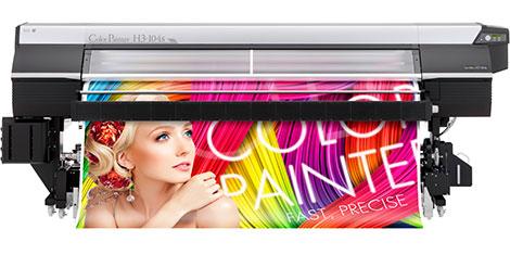מדפסת פלוטר לפורמט רחב- OKI Color Painter H3-104s