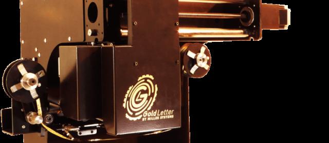 מכונת הטבעה דיגיטלית  GOLD LETTER PRO