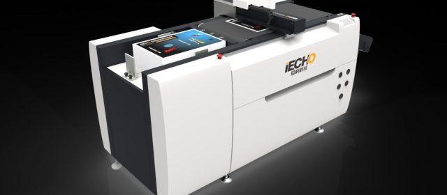 מערכת פלוטר חיתוך דיגיטלי להכנת אריזות וחיתוך צורני –IECHO PK-0705
